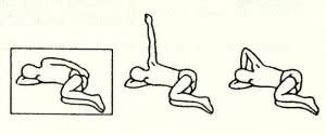 Articulación del Hombro-Ejercicios de lado 2