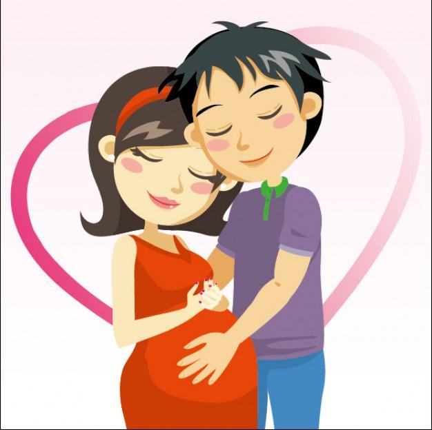 Embarazo adolescentes dibujos animados - Imagui