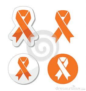 cintas-anaranjadas-fijadas-aisladas-en-blanco-29824378