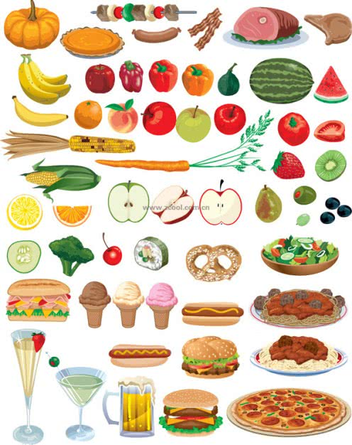 vector-of-fruits-and-vegetables-food